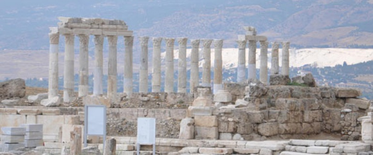 Laodicea and Pamukkale Tour