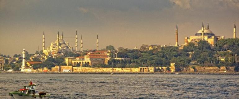 Afternoon Bosphorus Cruise & Golden Horn Tour