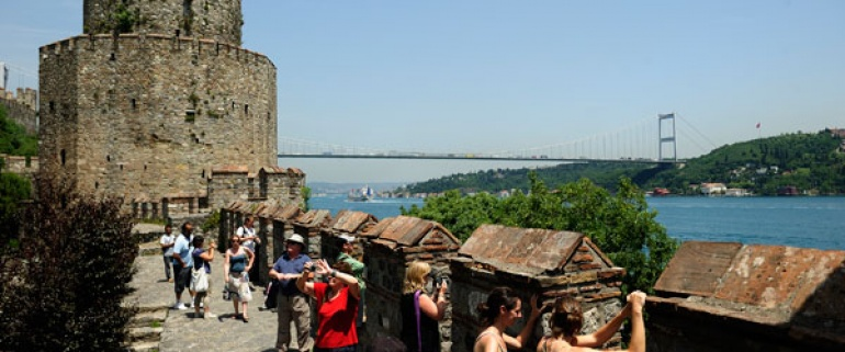 Full day Istanbul Bosphorus Tour
