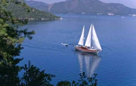 Fethiye - Olympos Charter Gullet Tours