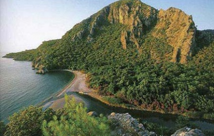 Olympos - Fethiye Charter Gullet Tours