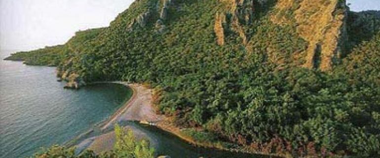 Olympos - Fethiye Charter Gullet Tours