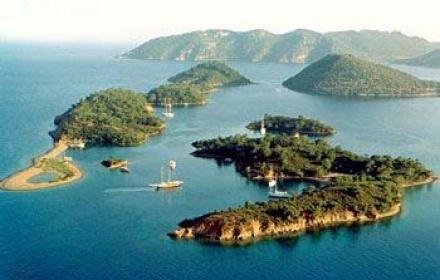 Fethiye 12 Islands Charter Gullet Tours
