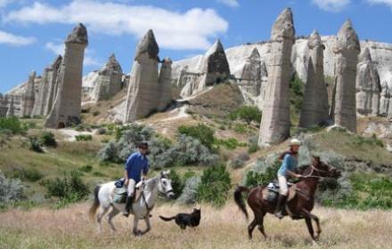 Horseback Riding in Cappadocia