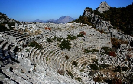 Termesos- Karain Cave &  Kirkgoz Han Tour