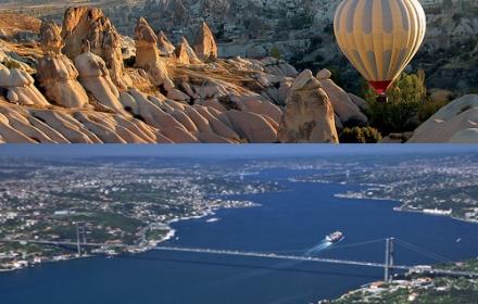 Istanbul and Cappadocia Tour - 7 Days