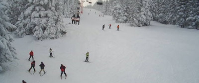 Daily Ski tours to Uludag from Istanbul