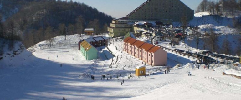 Daily Ski tours to Kartepe from Istanbul