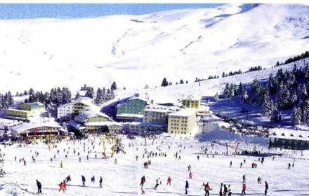 1 night & 2 days Ski tours at Uludag