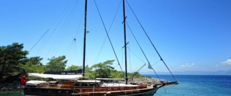 Marmaris - Datca - Marmaris Charter Gullet Tours
