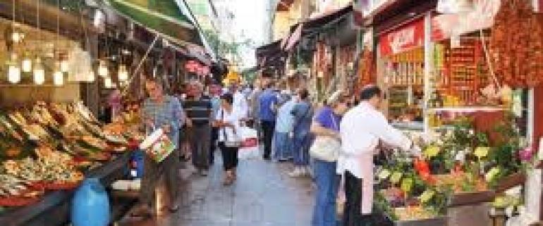 Food Taste Walking Tour Istanbul