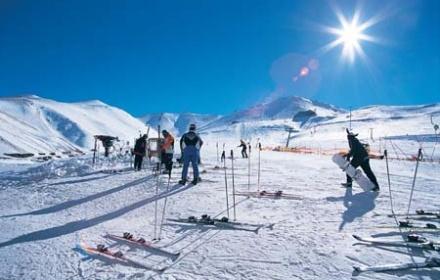 1 night & 2 days Ski Tour at Palandoken