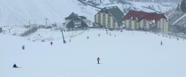 2 night & 3 days Ski Tour at Palandoken