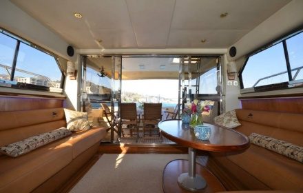 Egem Deluxe Motor Yacht