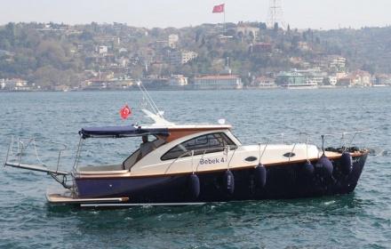 Bebek 4 Motor Yacht