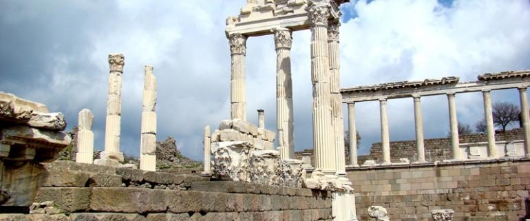 Pergamum Ancient City Tour