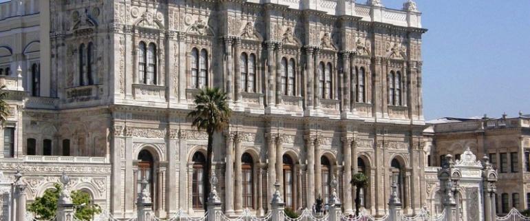 Dolmabahce Palace, Bezmi Alem Mosque Tour & Bosphorus Cruise