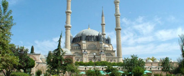 Daily Driver Guide Tour to Edirne
