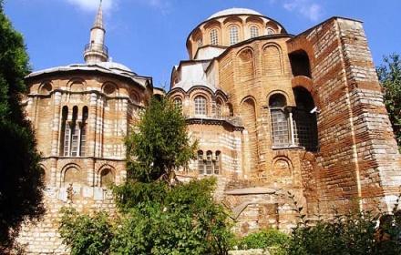 Suleymaniye Mosque & Chora Church & Golden Horn Tour