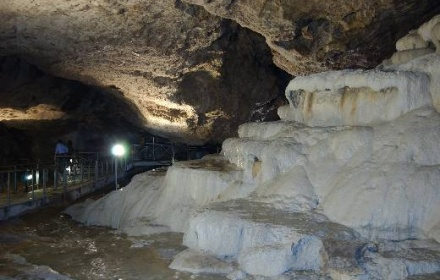 Kaklik Cave, Honaz Waterfall and Laodicea Tour