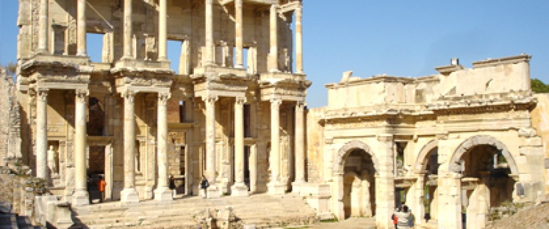 Ephesus, Virgin Mary House, Sirince Village Tour from Pamukkale