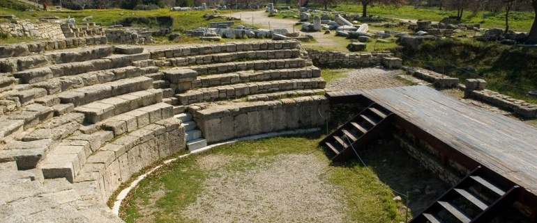 Daily Troy Tour from Canakkale