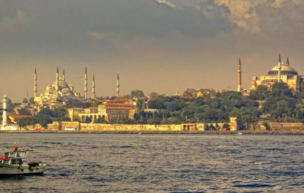 Afternoon Bosphorus Cruise & Golden Horn Tour