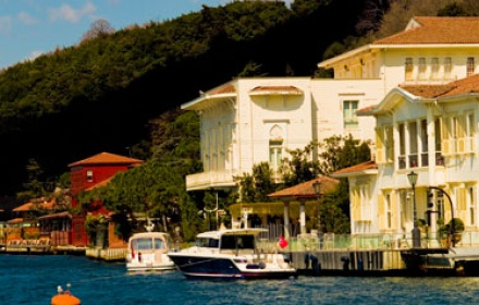 Morning Bosphorus Cruise & Asian Side Tour