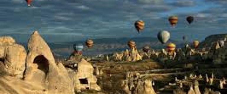 Excursiones de un dia a Cappadocia en Espanol