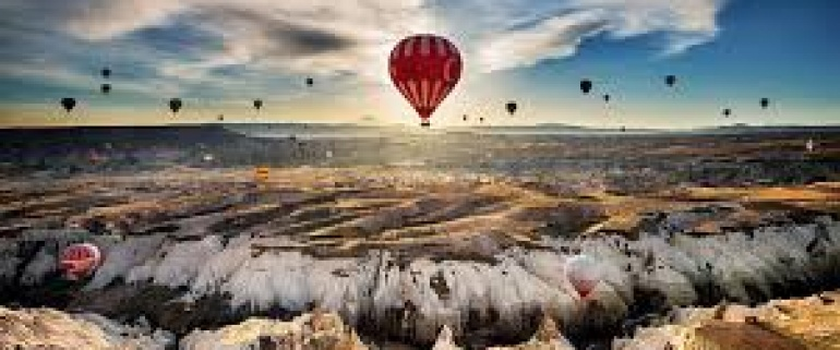 Capadocia globos aerostaticos