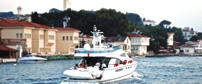 Crucero por el Bosforo y el lado asiatico tour