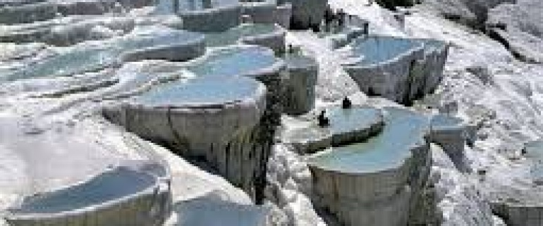 Daily Pamukkale Tour desde Estambul