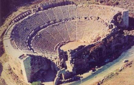 Perge, Aspendos, Side Tour