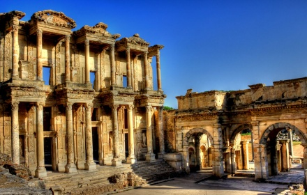 Turkey Highlights - 10 days (flight option)(Istanbul-Cappadocia-Ephesus-Pamukkale)