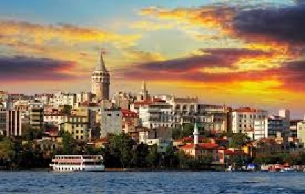 Drive & Fly Tour From Istanbul 8 Nights & 9 Days