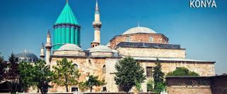 Daily Konya Tour From Istanbul