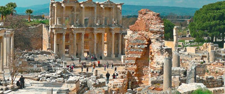 Istanbul-Ephesus 6 days Package
