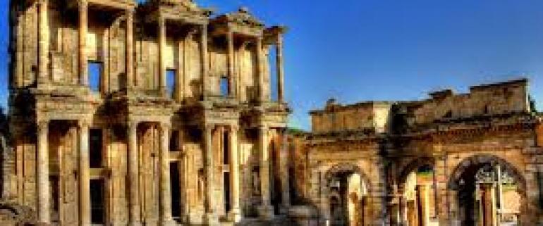 Cappadocia-Ephesus-Pamukkale by Flight