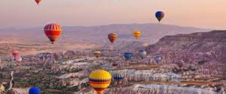 Pamukkale -Cappadocia 2 Nights & 3 Days