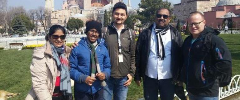 3 in 1 Day (Topkapi Palace-Hagia Sophia-Basilica Cistern)