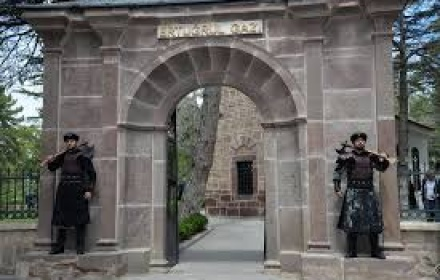 Daily Tour to Ertugrul Ghazi's Tomb  from Istanbul