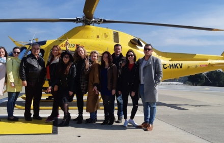 Helicopter Group Tour