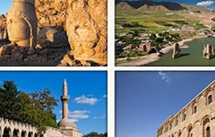 Nemrut & Urfa from//to Cappadocia