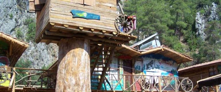 Fethiye - Olympos Charter Gullet Cruise