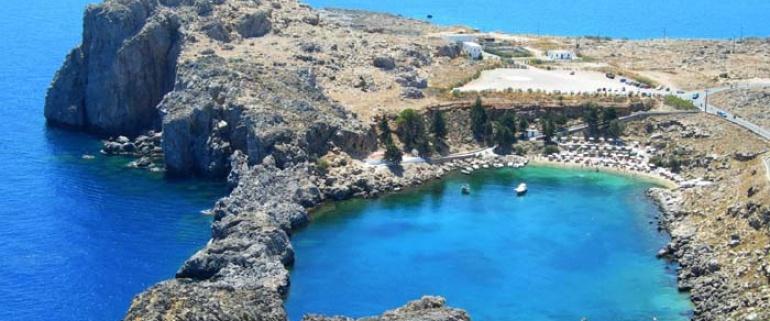 Bodrum - Rhodes - Bodrum Charter Gullet Cruise