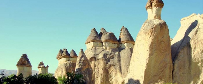 Biblical Turkey Tour (Istanbul-Ephesus-Laodicea-Pamukkale-Sardis-Philadelphia-Pergammon-Cappadocia)