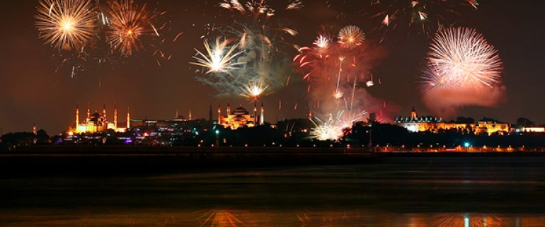 New Year Istanbul Package 1