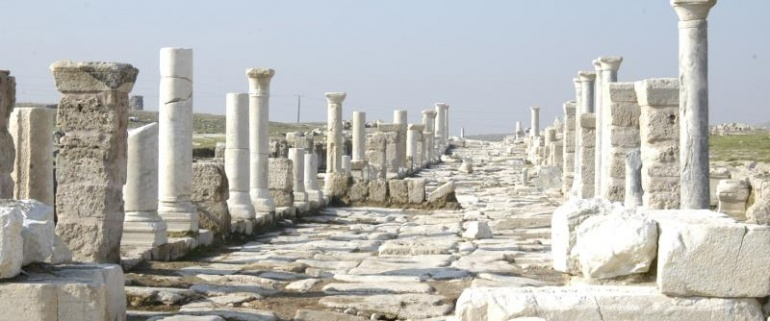 The Seven Churches of Reveletion Tour 3 Days(Ephesus-Laodicea-Pamukkale-Sardis-Philadelphia-Thyatira-Pergammon)