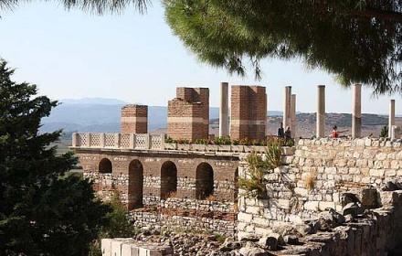 The Seven Churches of Reveletion Tour 3 Days(Ephesus-Laodicea-Pamukkale-Sardis-Philadelphia-Thyatira-Pergammon)