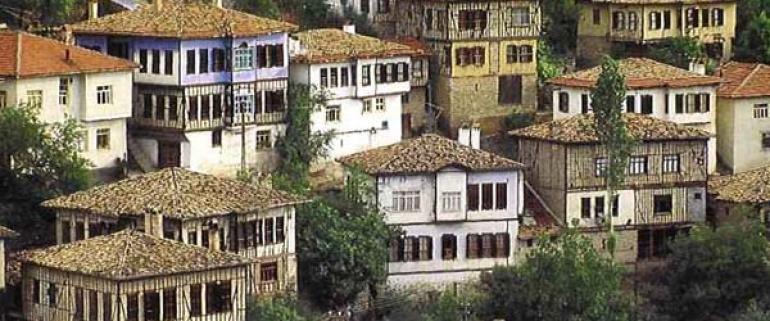 Safranbolu & Highlights of Turkey Tour - 13 days (Istanbul-Safranbolu-Ankara-Cappadocia-Konya-Pamukkale-Ephesus)